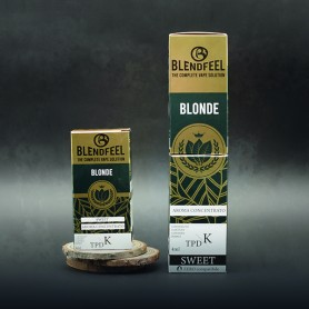 Blendfeel Blonde - K-TPD 4 mL K-TPD 10 mL aroma concentrado 4 mL