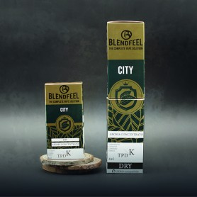 Blendfeel City - K-TPD 4 mL K-TPD 10 mL aroma concentrado 4 mL