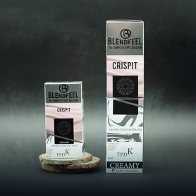 Blendfeel Crispit - K-TPD 4 mL K-TPD 10 mL  concentrated flavor 4 mL