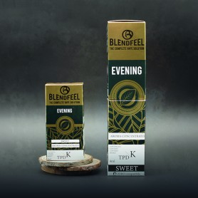 Blendfeel Evening - K-TPD 4 mL K-TPD 10 mL aroma concentrado 4 mL