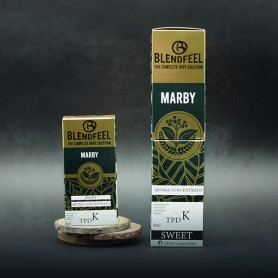 Blendfeel Marby - K-TPD 4 mL K-TPD 10 mL  concentrated flavor 4 mL