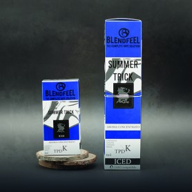 Blendfeel Summer Trick - K-TPD 4 mL K-TPD 10 mL  concentrated flavor 4 mL
