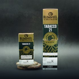Blendfeel Tabacco 21 - K-TPD 4 mL K-TPD 10 mL  concentrated flavor 4 mL