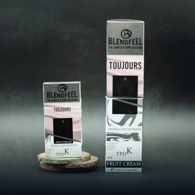 Blendfeel Toujours - K-TPD 4 mL K-TPD 10 mL  concentrated flavor 4 mL