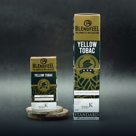 Blendfeel Yellow Tobac - K-TPD 4 mL K-TPD 10 mL aroma concentrato 4 mL