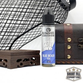 Blendfeel_Blue Beach - Mix and Vape 50 mL