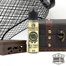 Blendfeel_Gold Tobac - Mix and Vape 50 mL